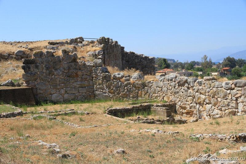 Пелопоннес, Тиринф