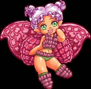 Фруктово-ягодные куколки
