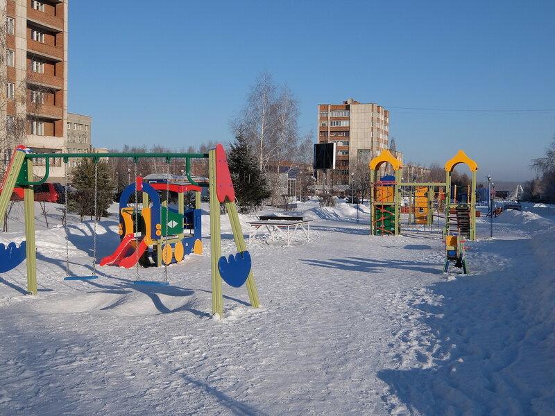 Юрга - Детский городок