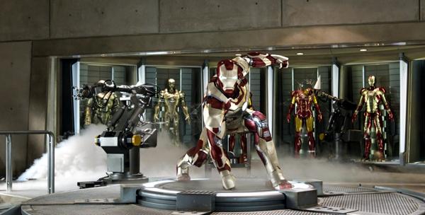 Железный человек 3 iron man 3
