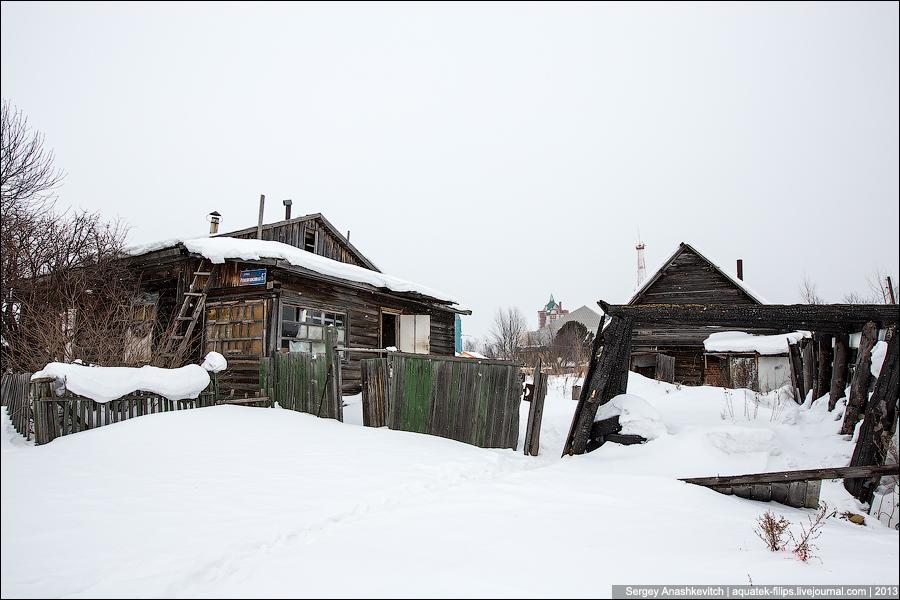 Старый Сургут