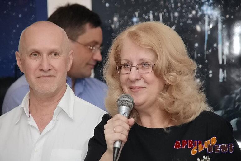 Галина Москалева