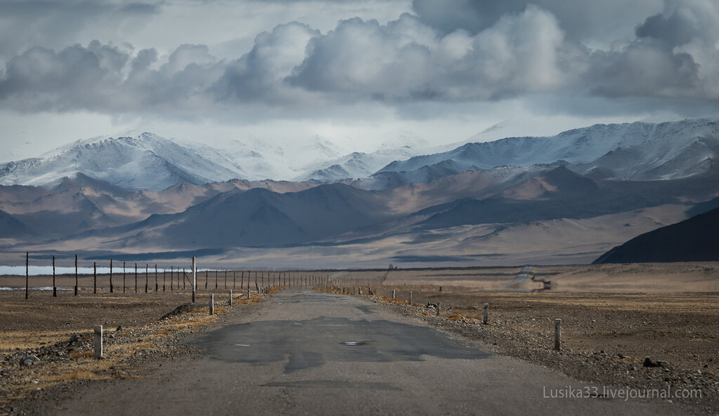 Озеро Каракуль,Памир,Таджикистан