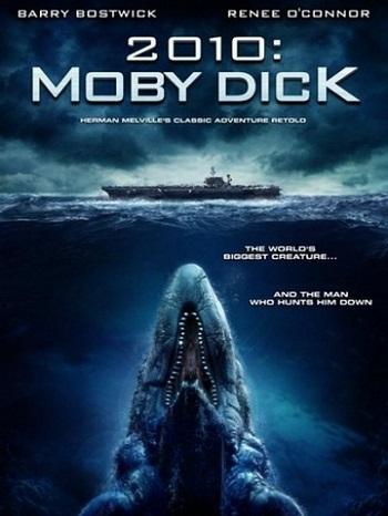 Моби Дик: Охота на монстра / 2010: Moby Dick (2010) Blu-Ray Remux (1080p) | L2