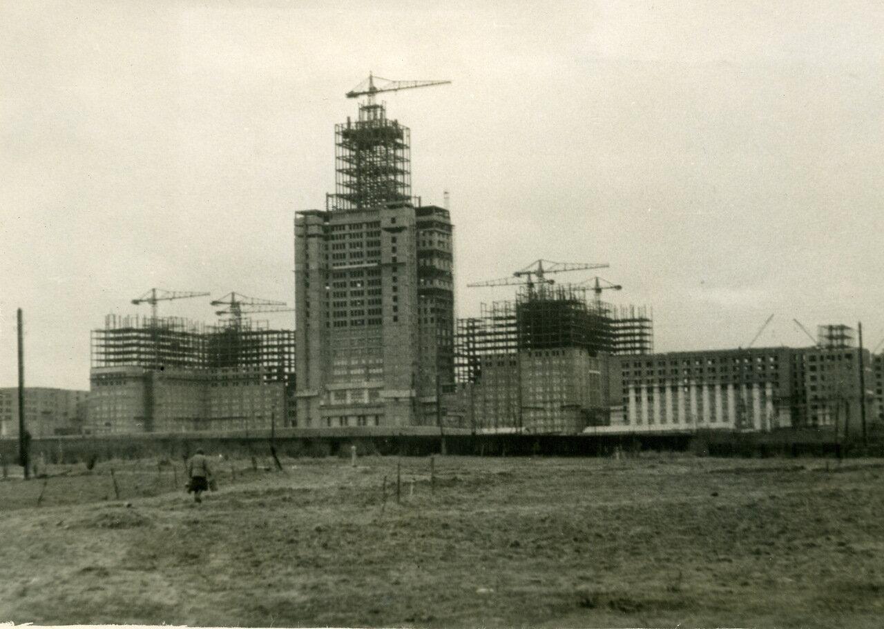 Москва. 1951 г.