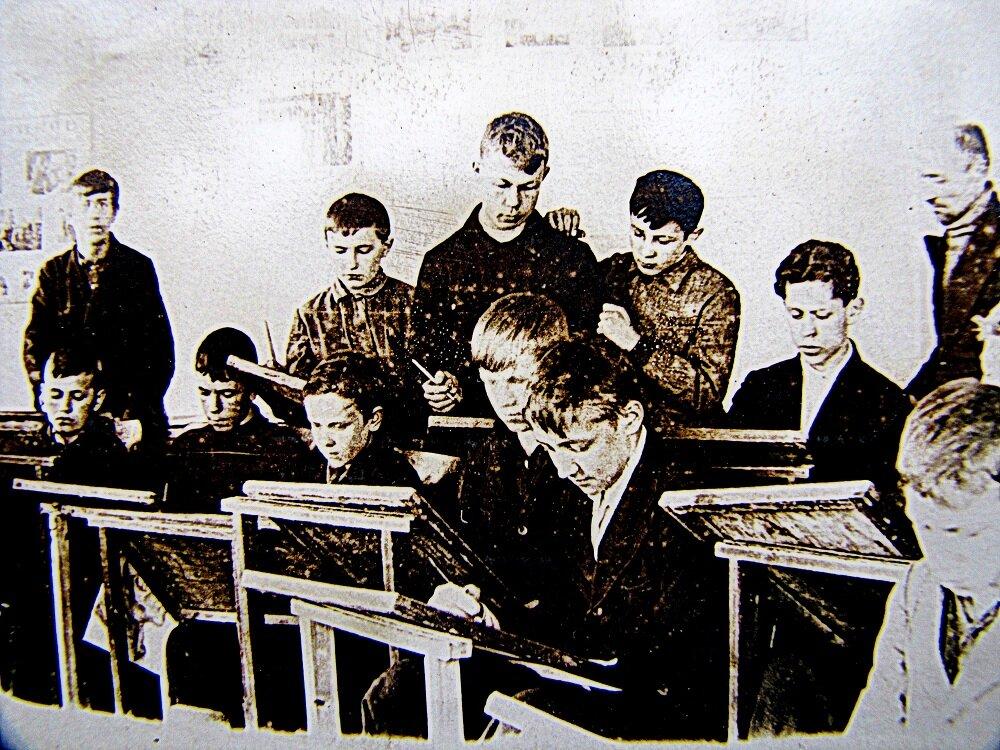 1930-е. Изокружок. Сормовский дворец пионеров