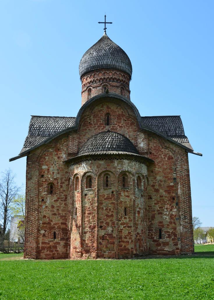 Церковь Петра и Павла в Кожевниках, Новгород