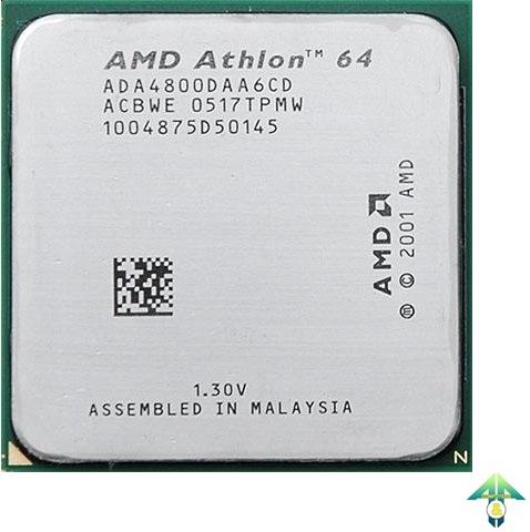 S-aM2 Athlon 64 X2 4800+