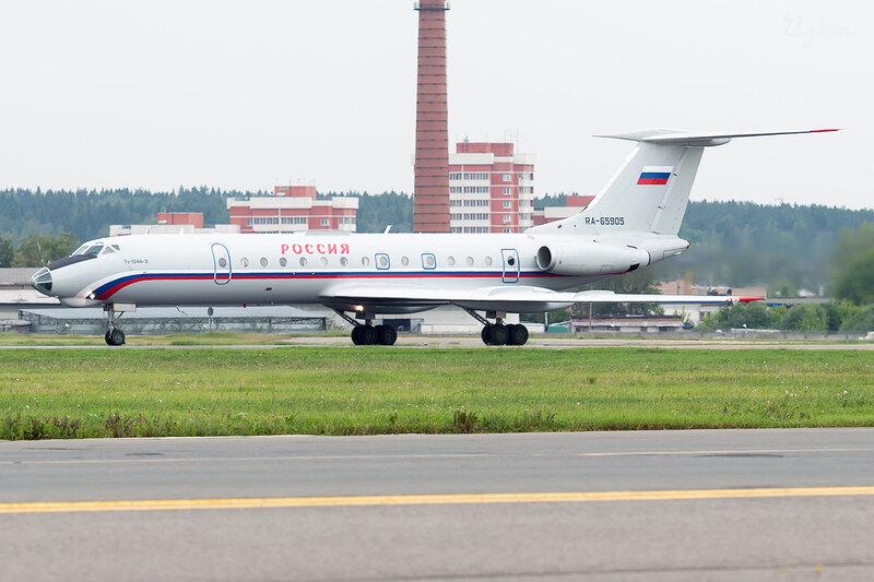 Туполев Ту-134А-3 (RA-65905) Россия - СЛО DSC2115