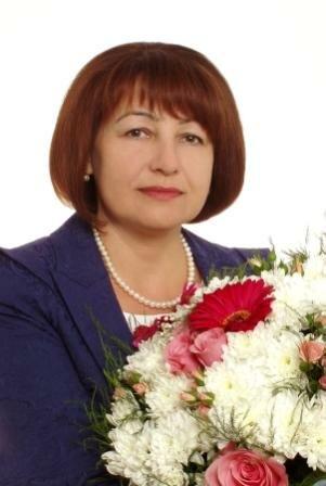 Максимова Елена Геннадьевна