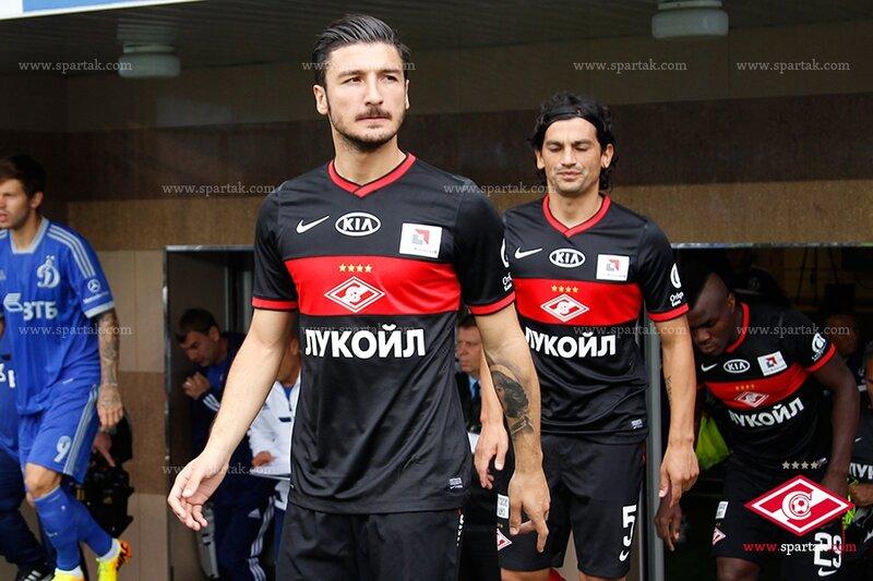 «Динамо» vs «Спартак» 1:4 Премьер-лига 2013-2014 (Фото)