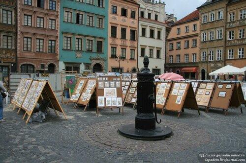 Варшава фотопривет