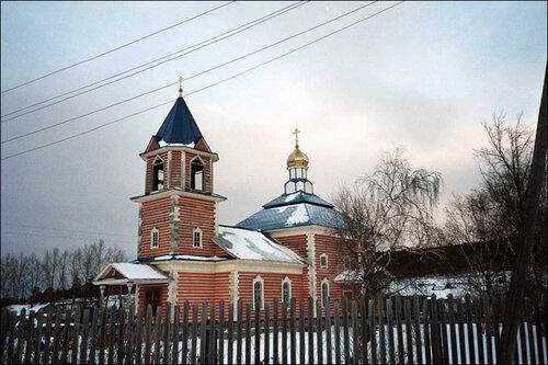 Церковь вТюлюке