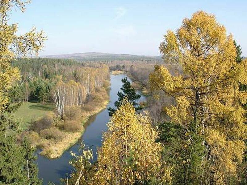 Река осенью (24.05.2013)