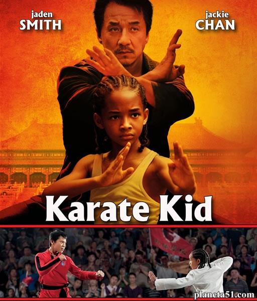 Каратэ-пацан / The Karate Kid (2010/HDRip/Полная версия)