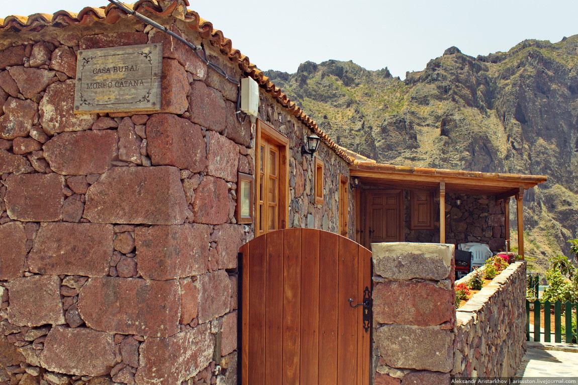 Путешествие по Тенерифе: День 3: деревня Маска