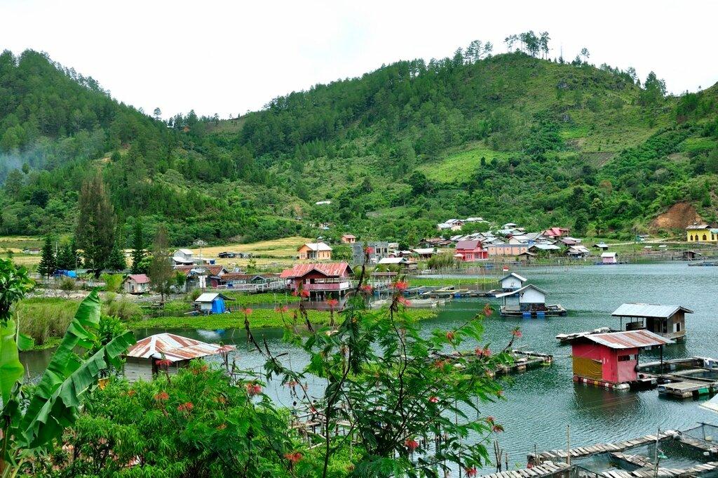 озеро Laut Tawar