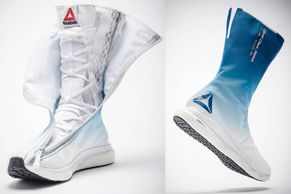 SB-01 Sneakers – Reebok is developing shoes for astronauts (4 pics)