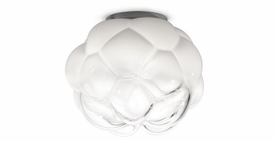 Лампа Cloudy от итальянской фабрики Fabbian