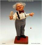 Забавные куклы Annie Wahl