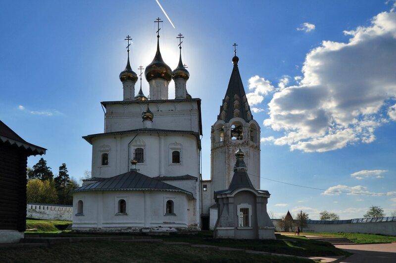 Троицкий собор Никольского монастыря, Гороховец