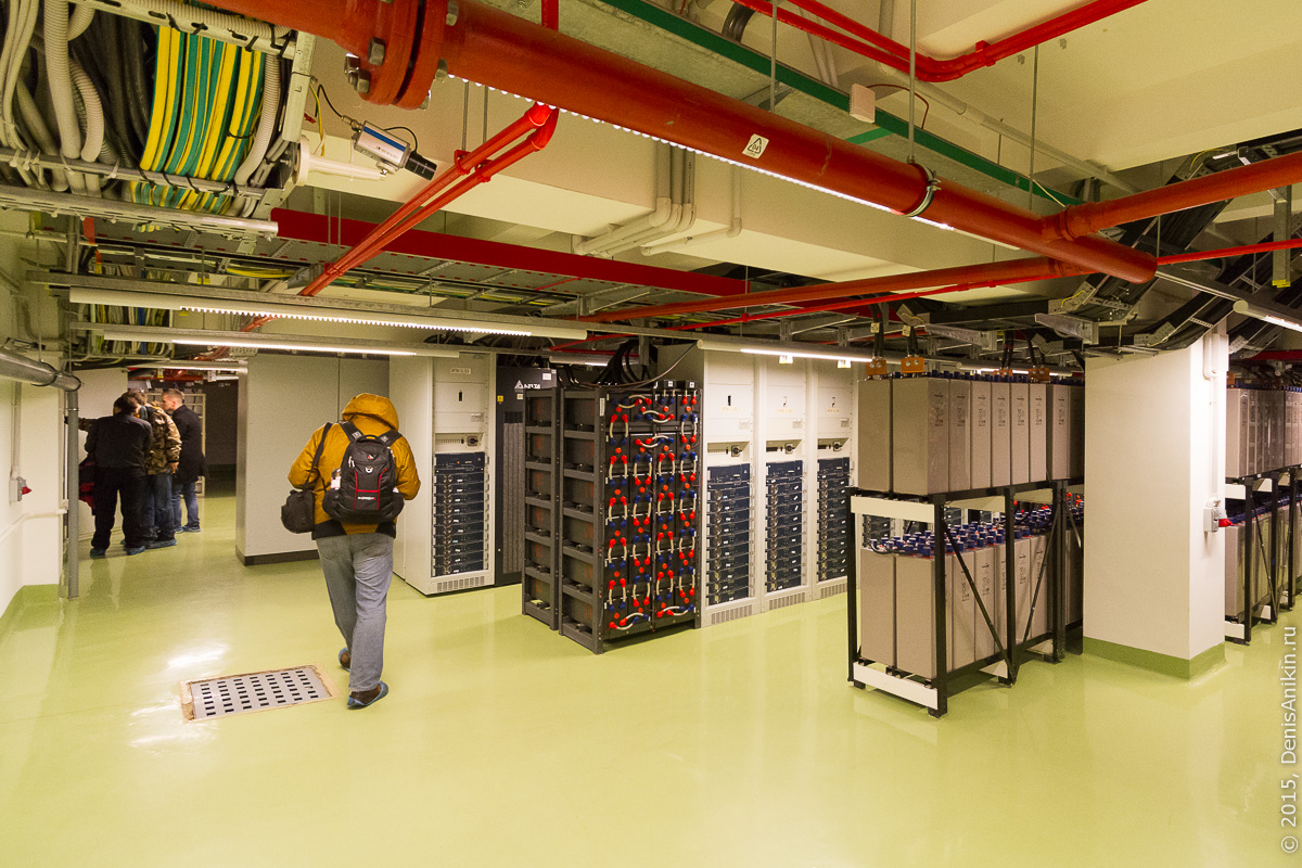 Центр обработки данных Мегафон Самара 8