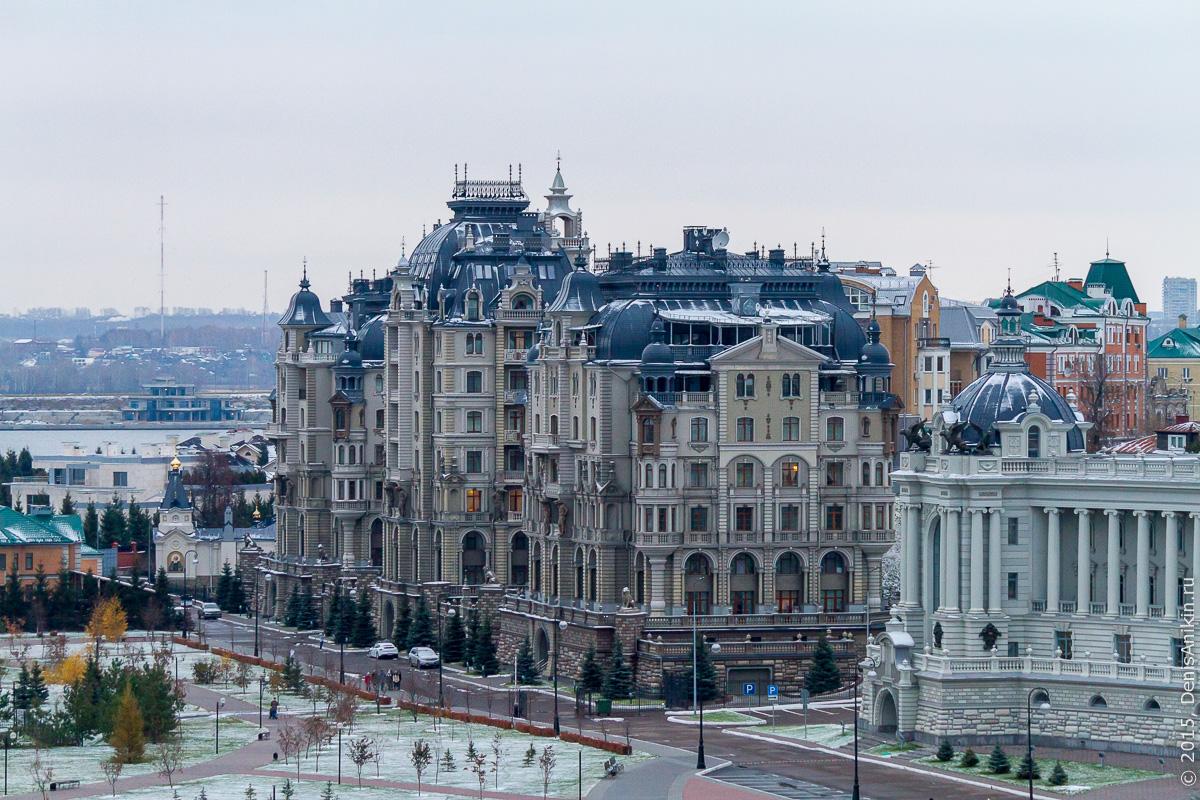 Дворец земледельцев Казань панорамы 9