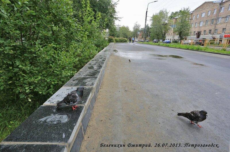 Надгробная плита для бордюра в Петрозаводске