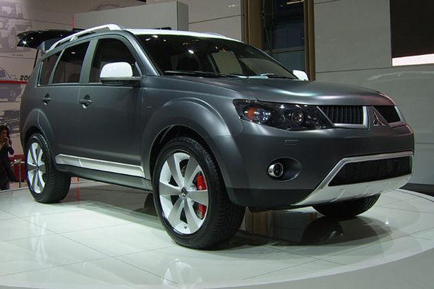 Mitsubishi Outlander 2007