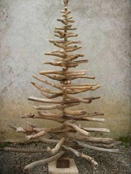Новогодние ёлки - 24 разновидности