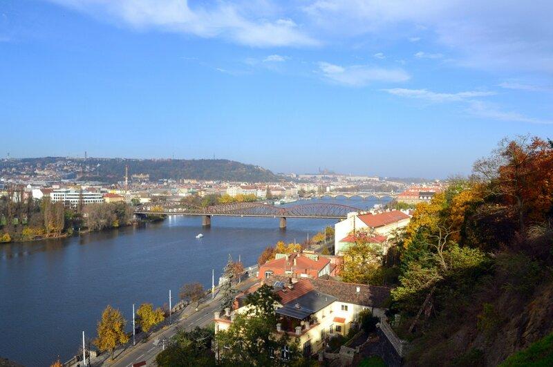 Мосты над Влтавой