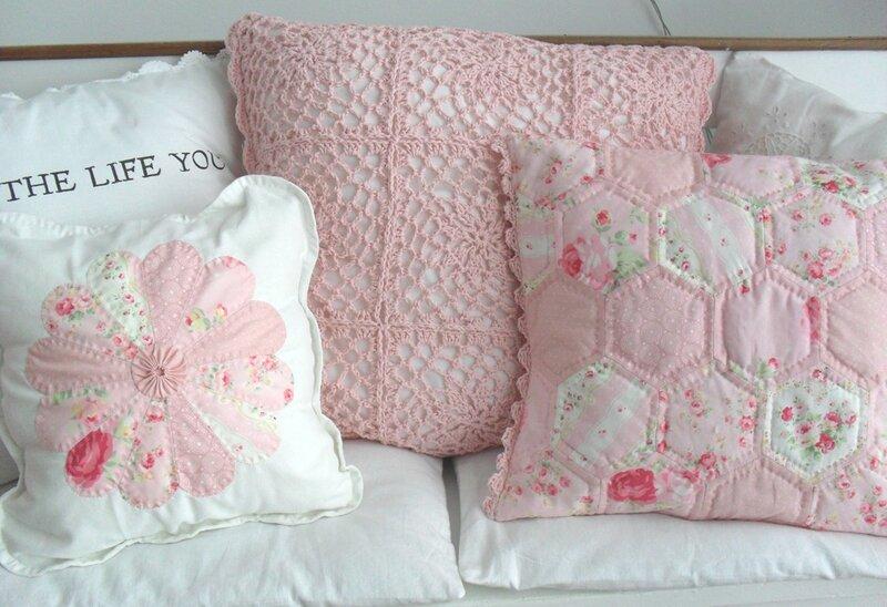【引用】布艺·枕头、靠垫。 - 枫林傲然 -