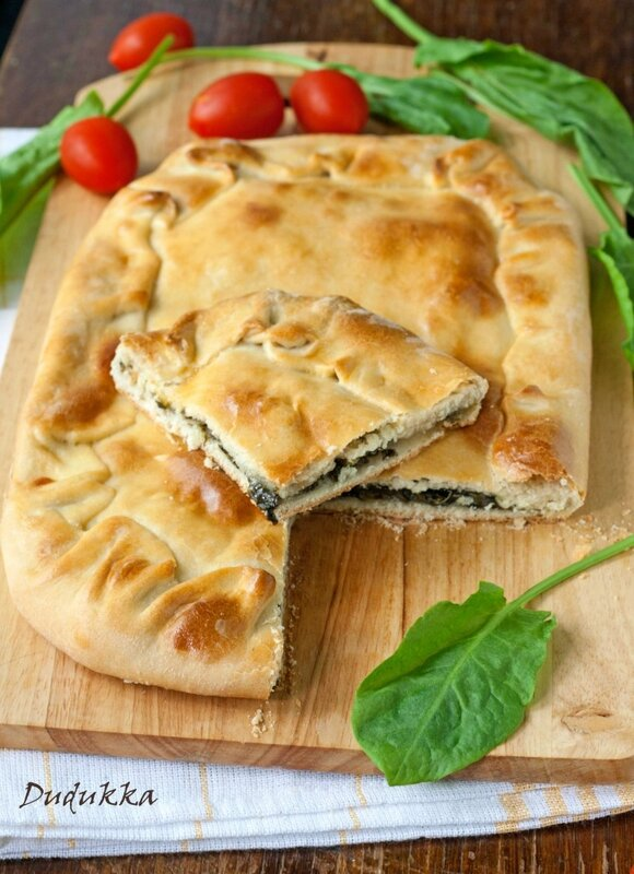 Тесто на пирожки с щавелем дрожжевое
