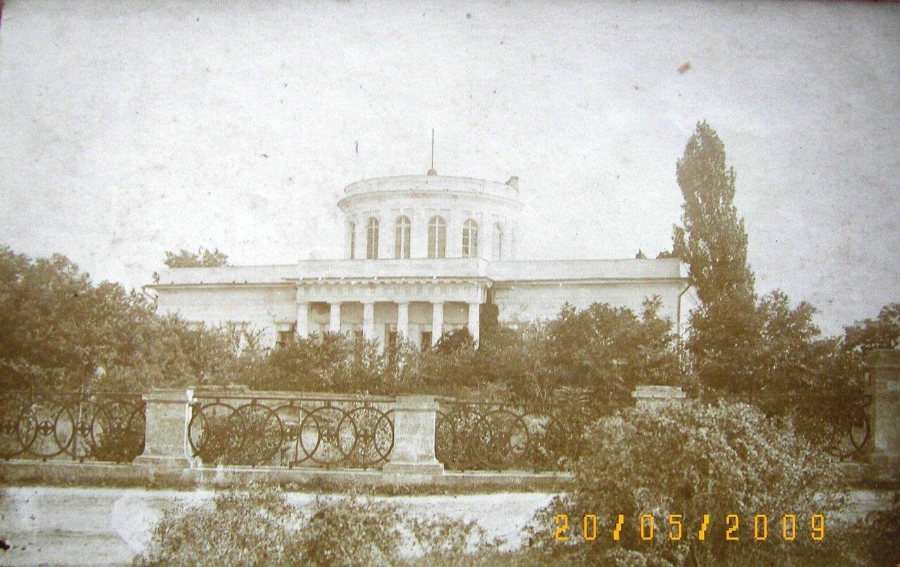 Обсерватория в 20-е годы.
