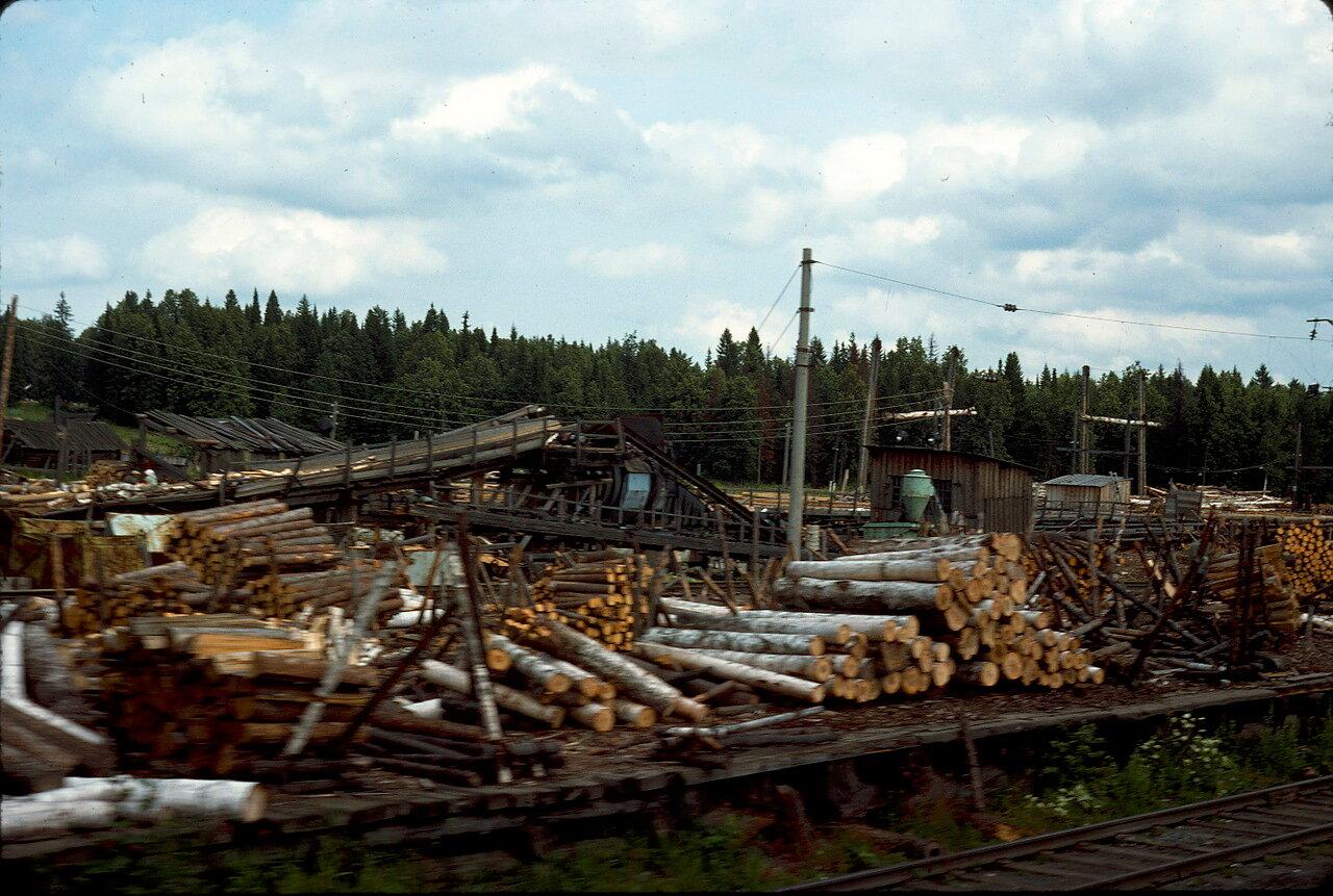 Уральский деревообрабатывающий комбинат