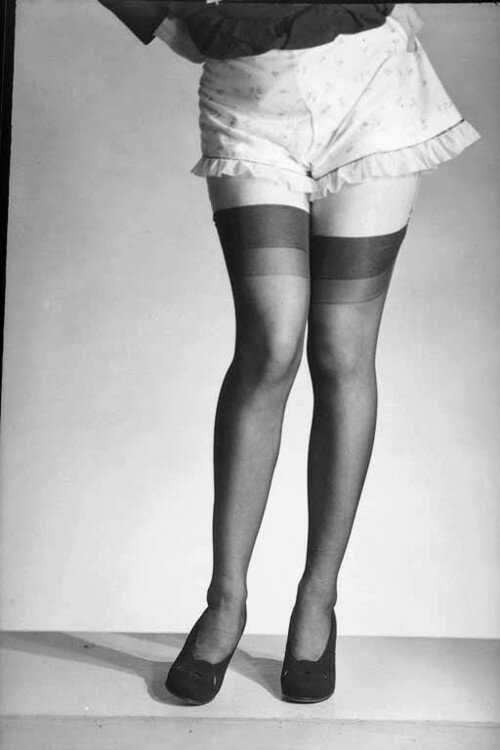 Stockings, 1940s (Clifton Firth)