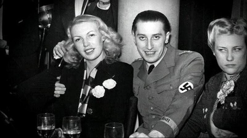 Нацисты в Париже