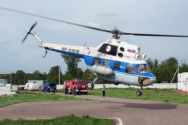 Миль Ми-2 (RF-01018) D706534
