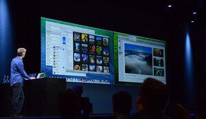 Apple представила операционную систему — OS X Maverick