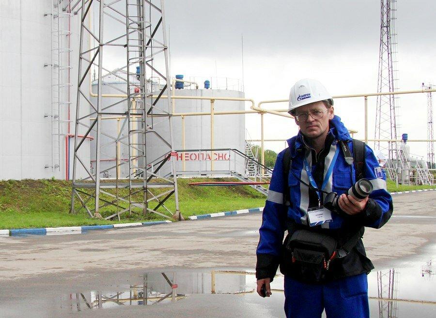 Фотограф Сергей Крапивин. промышленный репортаж