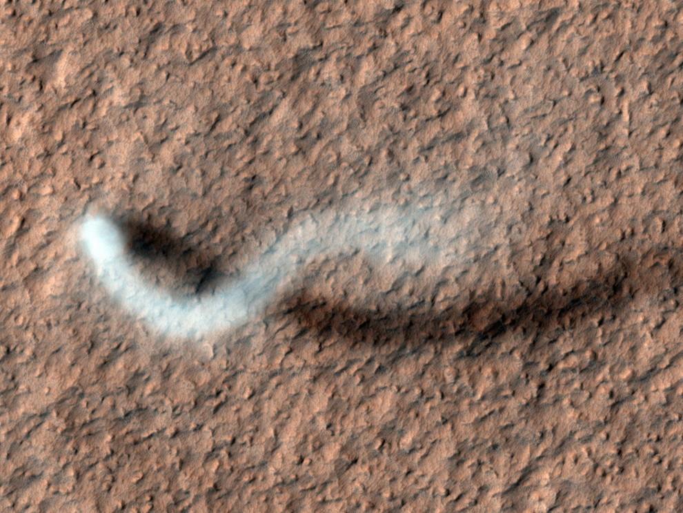 Фотографии Марса, сделанные роботами за 20-летнюю историю изучения