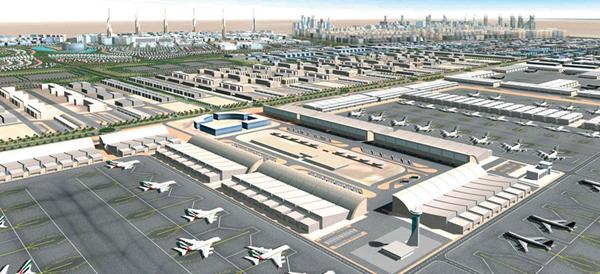 Международный аэропорт Аль-Мактум