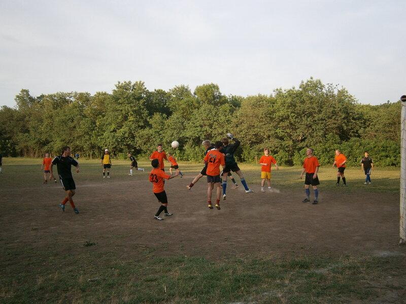 3 тур Чемпионата, пос. ХБК