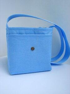 Маленькая льняная сумочка