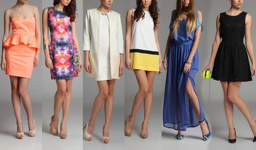 Выбираем красивые платья на выпускной