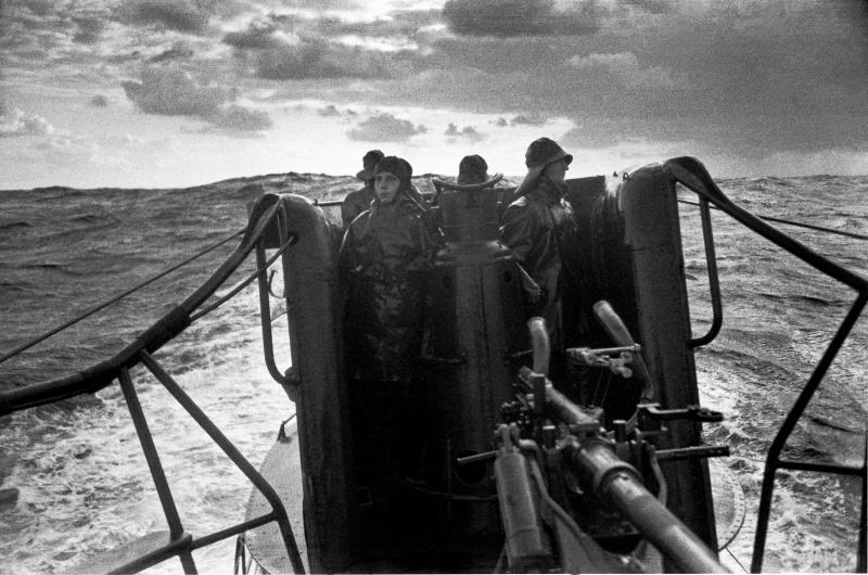 немецкий фильм о подводной лодке во время войны
