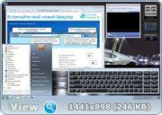 Microsoft Windows 7 SP1 Professional VL x86-x64 RU Lite 130801