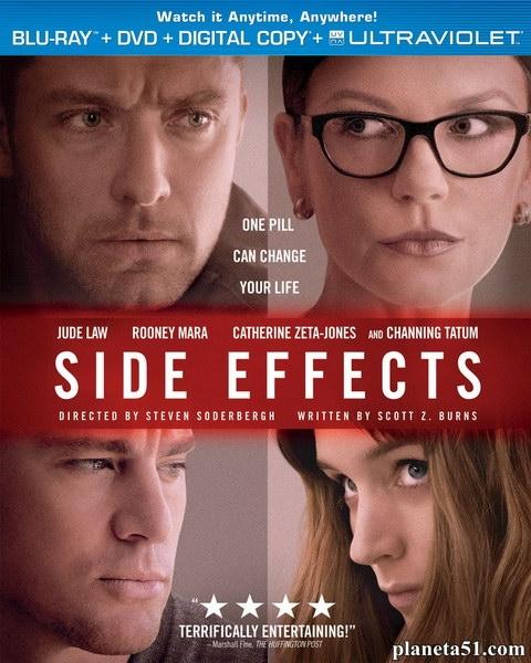 Побочный эффект / Side Effects (2013/HDRip)