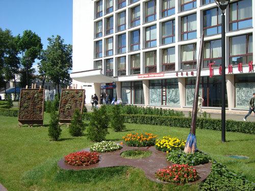Отдых в Беларуссии: Минск, центр города