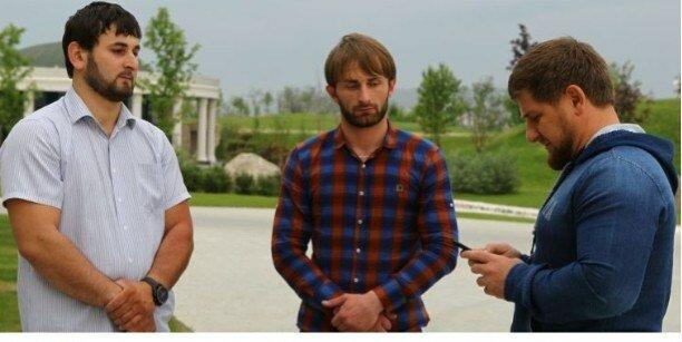 Кадыров выдает паспорт соучастнику убийства